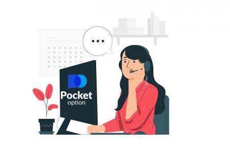 Cómo ponerse en contacto con el soporte de Pocket Option